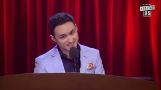 Рассмеши комика - 'Сергиенко Марк и Юлия'