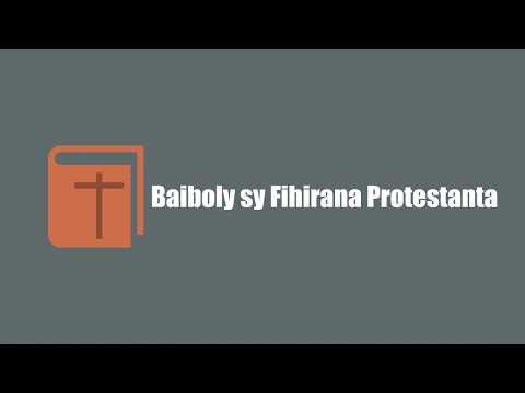 SY ANDROID PROTESTANTA BAIBOLY FIHIRANA TÉLÉCHARGER