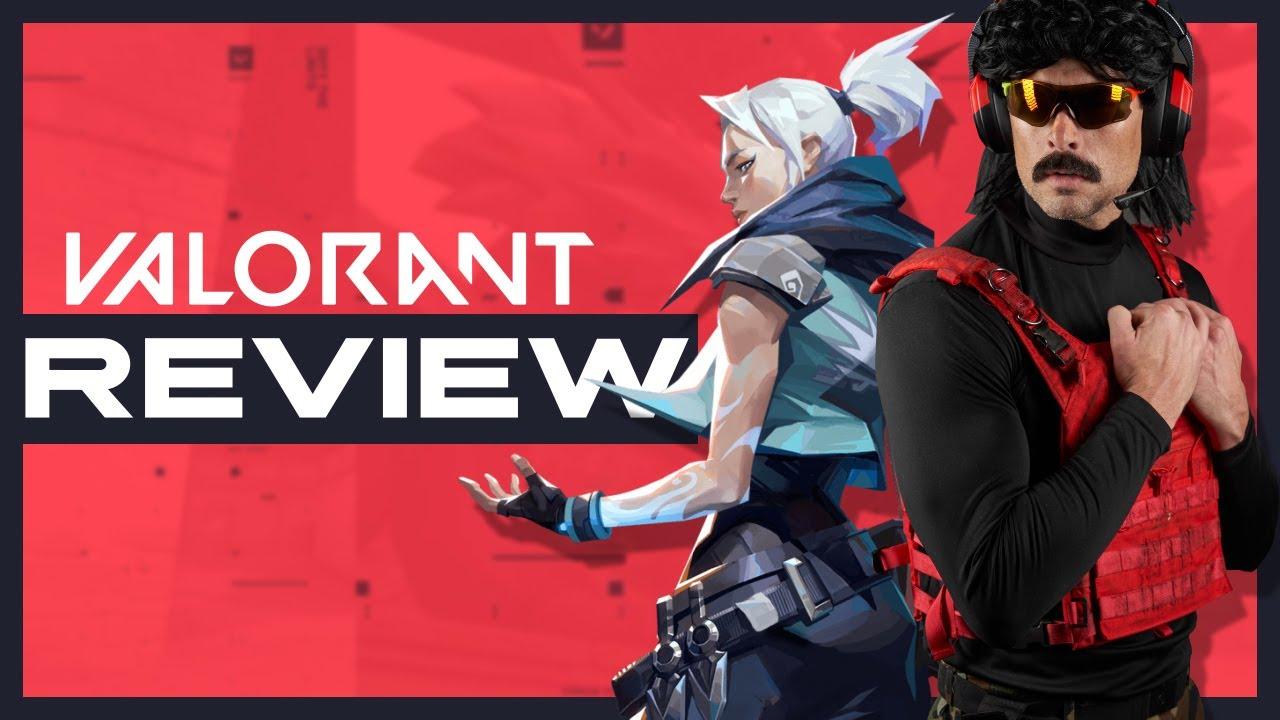 Shroud & DrDisrespect Review VALORANT