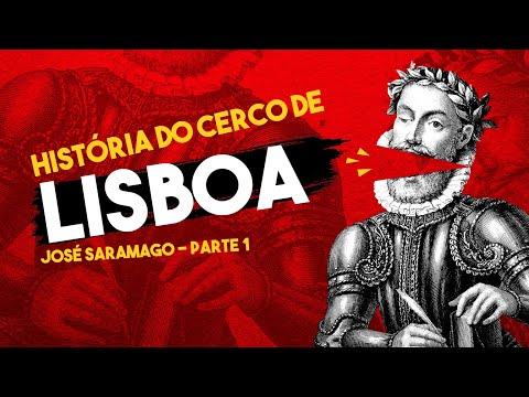 História do Cerco de Lisboa, de José Saramago - by Ju Palermo, com Cokero - Parte 1