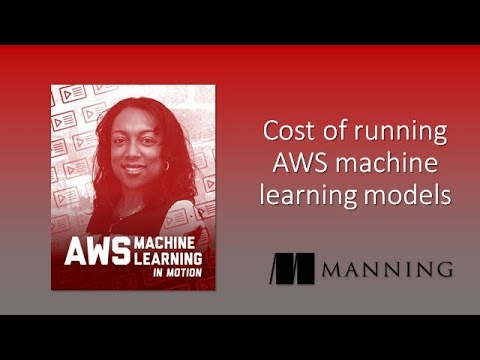 AWS Machine Learning in Motion: the costs of running machine learning models on AWS