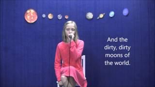 Solar System Song (For School)  Mary Webb