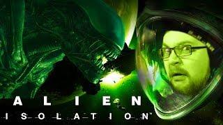 Alien: Isolation - Ночной хоррор №3