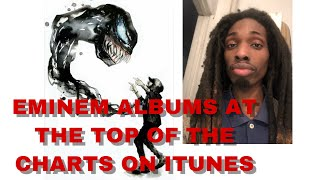 Eminem albums tops charts on iTunes | Tech nine saids he had no idea MGK was dissing him