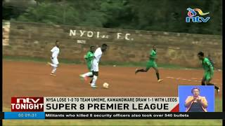 NYSA lose 1-0 to team Umeme, Kawangware draw 1-1 with leeds