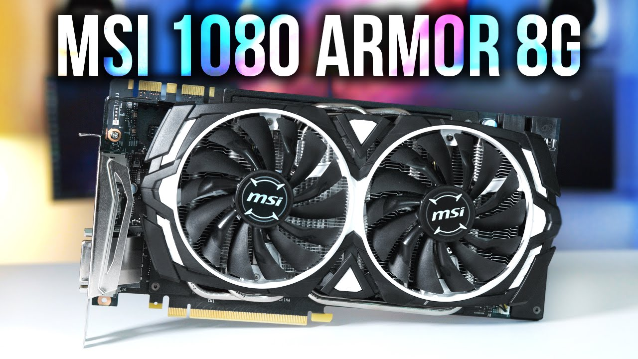 Best GTX 1080 Graphics Cards For 2019 - The Ultimate Buying