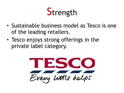 tesco marketing environment Marketing plan of tesco plc for this purpose fepsos is applied and thus system, organization, function, environment and productivity will be discussed as follow.