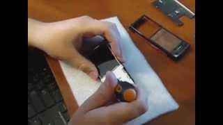 Ремонт телефона Nokia X2-00(В данном видео речь пойдёт о разборке, ремонте и последующей сборки телефона Nokia X2-00. Проблема была в обшарпа..., 2013-11-13T19:37:12.000Z)