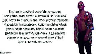 Mohamed Ramadan   Saad Lamjarred   Ensay Lyrics