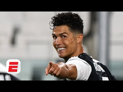 Cristiano Ronaldo's 30 goals for Juventus 'pretty darn special' despite so many penalties   ESPN FC