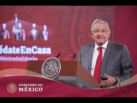 #ConferenciaPresidente | Lunes 16 de noviembre de 2020
