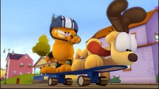 The Garfield Show | Adăpostul de Câini/ Odie Îndrăgostit