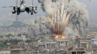 События в Сирии и Ираке. Война за мир.