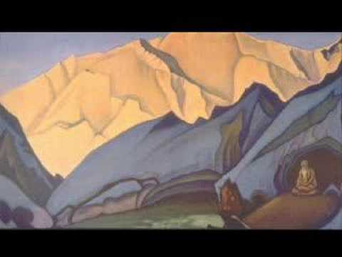 Nicholas Roerich paintings - Abode of Light.