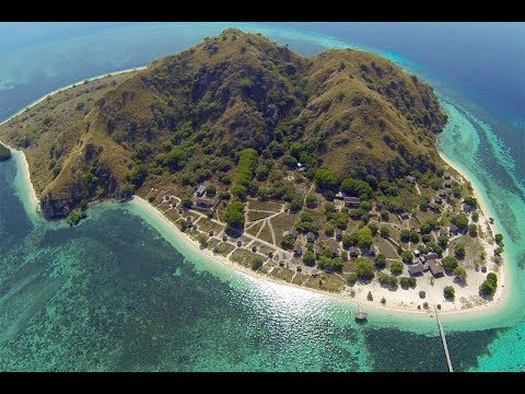KANAWA ISLAND Indonesia, day 3 and 4