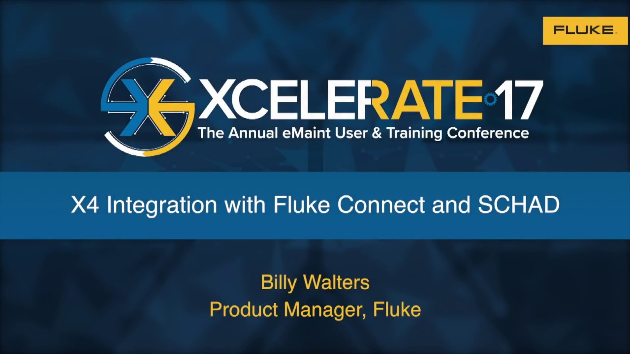 Fluke Accelix integrates CMMS, SCADA and condition