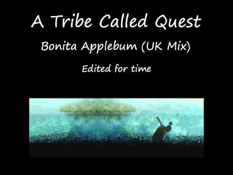 A Tribe Called Quest - Bonita Applebum (UK 12