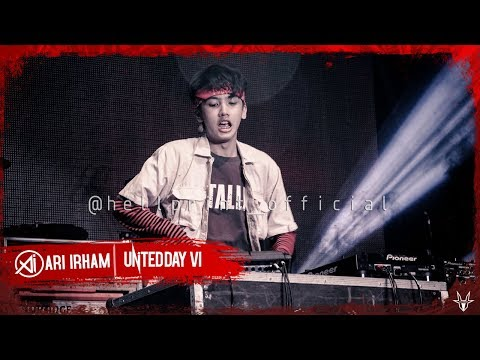 Ari Irham - Chop Suey (System Of A Down Cover) | Hellprint United Day VI