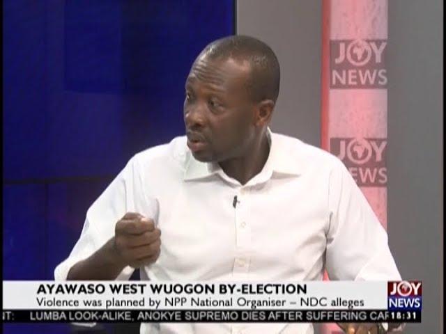 Ayawaso West Wuogon By-Election – Upfront on JoyNews (31-1-19)