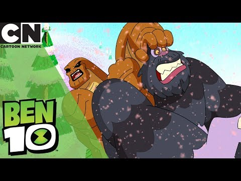 Ben 10 | Ready For Forgeti | Cartoon Network UK