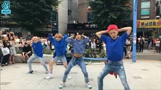Video A.C.E -  (Mirror) Take Me Higher Dance download MP3, 3GP, MP4, WEBM, AVI, FLV Juni 2018