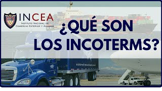 Que Son Los Incoterms - Video de Curso Incoterms 2010