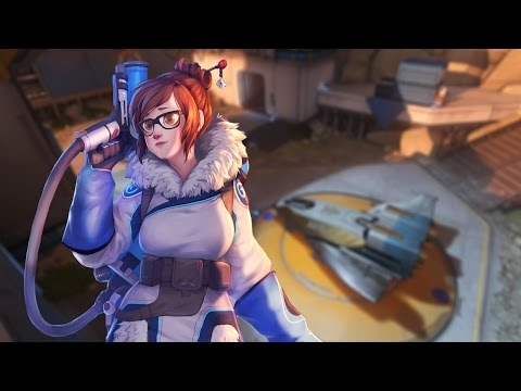 [Overwatch] Starting Gibraltar with Mei