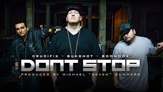 Смотреть клип Bukshot, Boondox, & Crucifix - Don't Stop