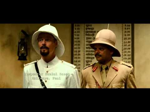 "British Inspector in ""Khelein Hum Jee Jaan Sey"" 2011"