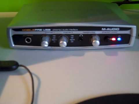 MOBILEPRE USB ACADEMIC WINDOWS VISTA DRIVER DOWNLOAD