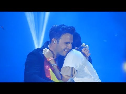[FANCAM] [170716] Shane Filan's Love Always Tour 2017 in Ho Chi Minh City