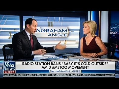 "Fox Hosts Freak Out After Radio Station Bans ""Baby It's Cold Outside"" Mp3"