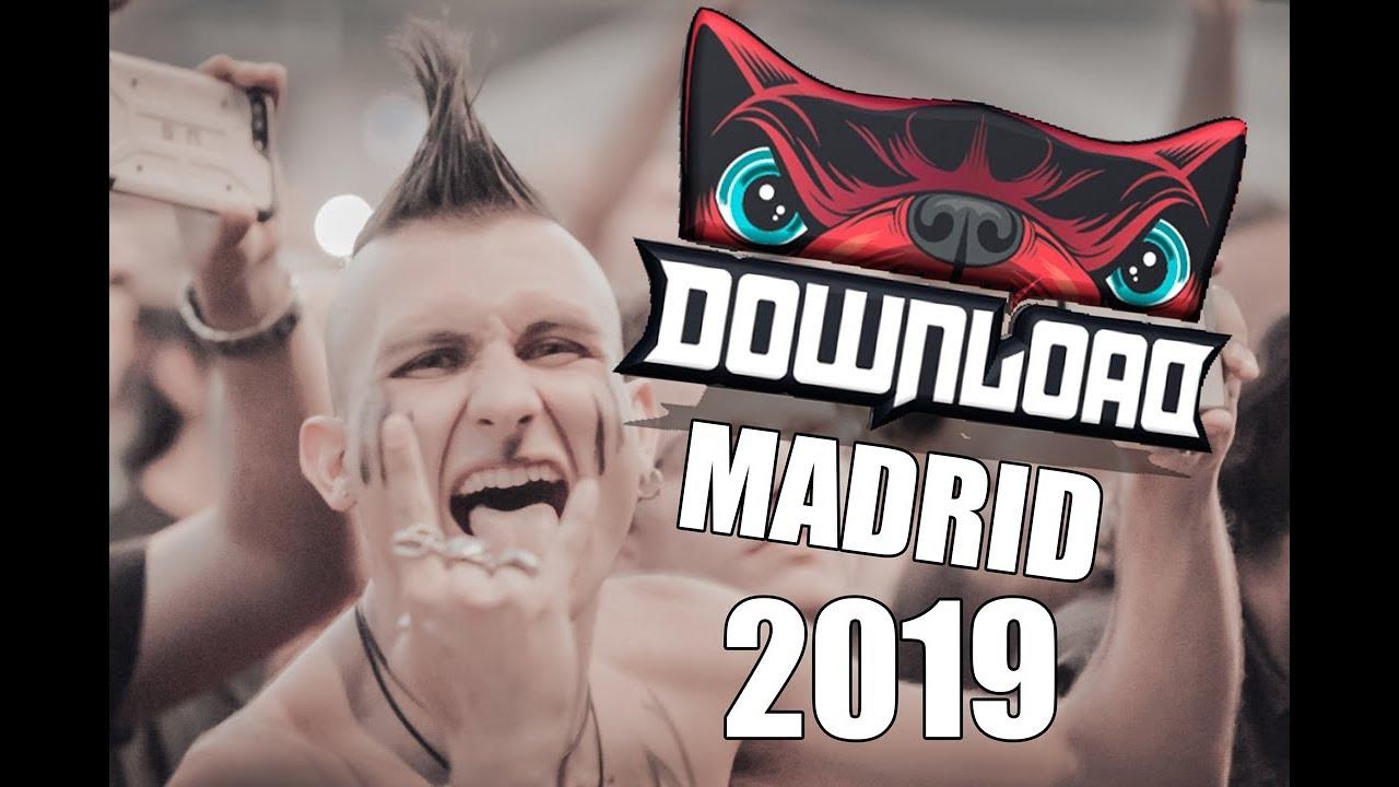 Download DOWNLOAD FESTIVAL MADRID 2019