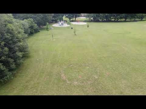 Oakridge Park playground location options