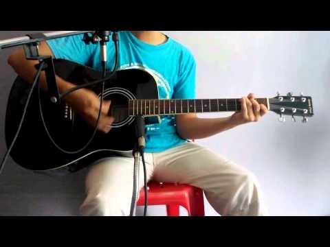 Dia Yang Kau Pilih - Shahir OST Menjinak Ombak (Cover Akustik) HD