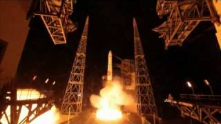 First GPS block IIF satellite launch via a Delta IV rocket - 27 May 2010