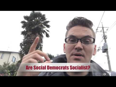 Are Social Democrats Socialist
