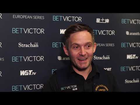 Jones Relishing Tour Return | BetVictor European Masters