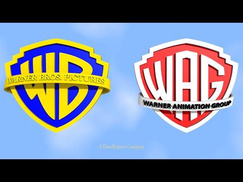Warner Bros. Pictures/Warner Animation Group (logo animation)