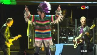 JAMIROQUAI - DEEPER UNDERGROUND - ARGENTINA 2011 HDTV