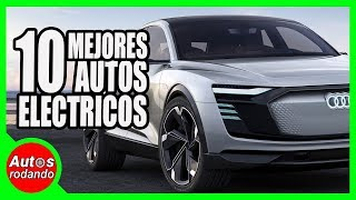 TOP 10 BEST ELECTRIC CARS 2019