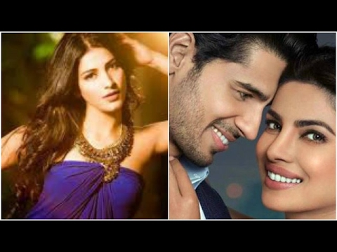 Thumbnail: Who Is Shruti Haasan Dating | Sidharth-Priyanka's Sizzling Chemistry
