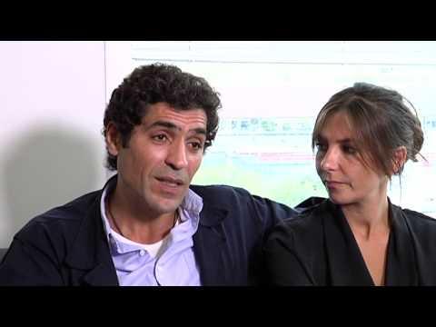 Chérif (France 2) Interview de Abdelhafid Metalsi et Carole Bianic (2e partie)