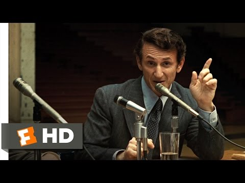 Sean Penn as Harvey Milk is listed (or ranked) 8 on the list Oscar Winning Performances from the Past 50 Years, Ranked