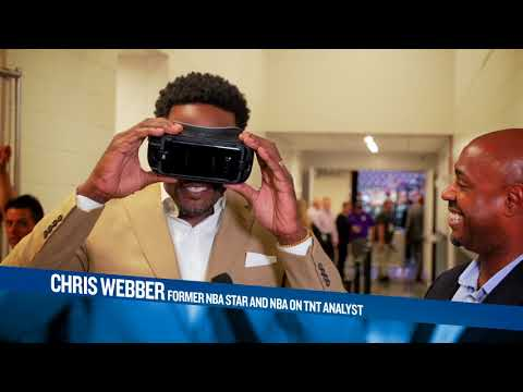 Introducing NBA on TNT VR Powered by Intel