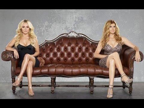 Go Behind The Scenes With Connie Britton, Hayden Panettiere Of ABC's Nashville