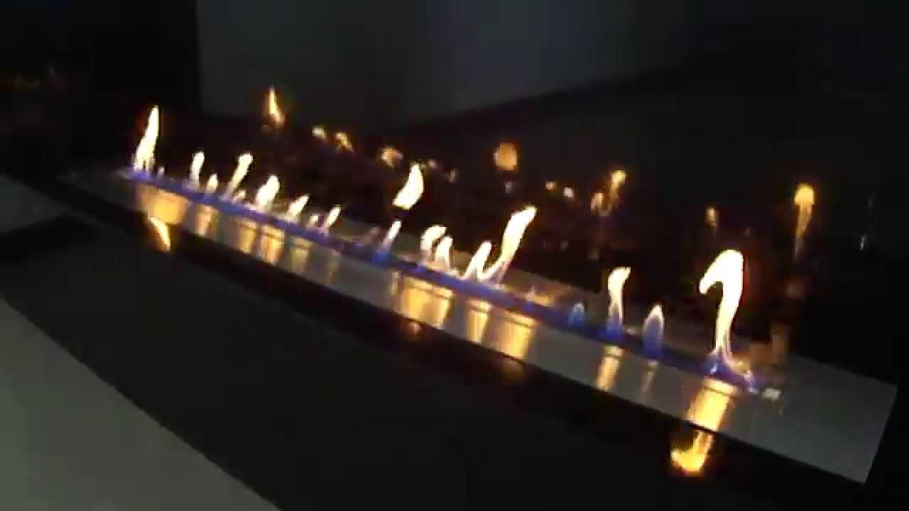 create il vostro caminetto con un bruciatore a bioetanolo