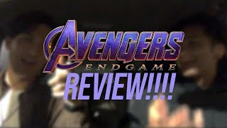 A RAT SAVES THE MCU?????? | AVENGERS ENDGAME SPOILER REVIEW/STORY TIME