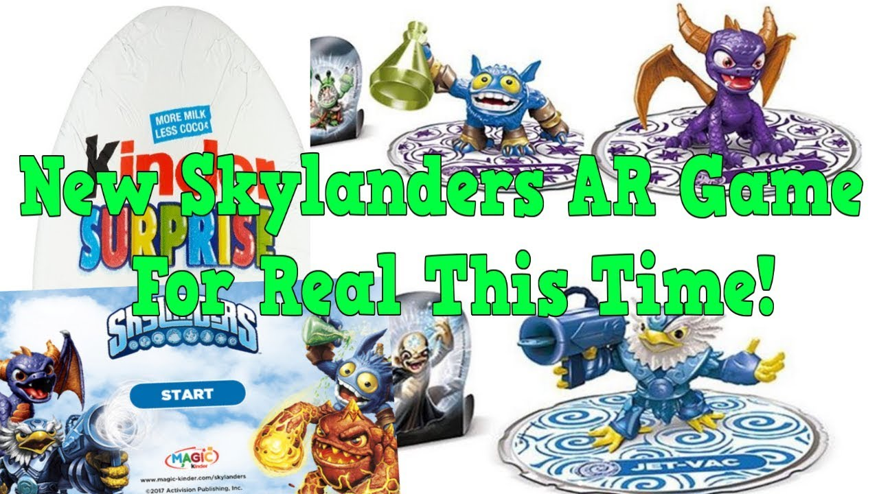 Uncategorized Skylandersgame new ar skylanders game for real this time youtube time