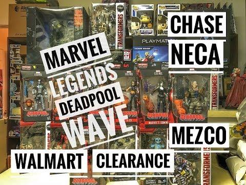 EP44- Marvel Legends DeadPool Wave...